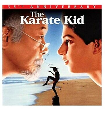 The Karate Kid Blu-ray Only Disc Please Read