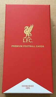 Liverpool  Futera Unique 2016 Full base set cards 1-50 In presentation box