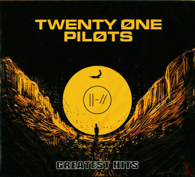 Twenty One Pilots - The BEST HITS - (2CD, 41 tracks,  Collectible,  NEW, Sealed)