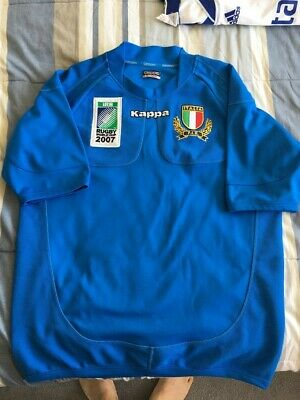Italy rugby union jersey - 2007 Rugby World Cup