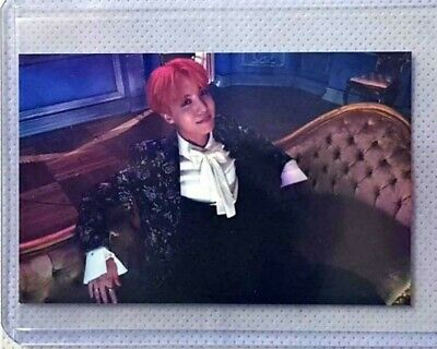 J-HOPE BTS Broadcast Official Photocard Blood Sweat Tears Bangtan Boys RARE SP