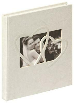 Walther GB-123 Livre d'or Sweet Heart 23x25 cm, Blanc