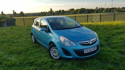 Vauxhall/Opel Corsa 1.4i 16v ( 100ps ) 2012MY Exclusiv 1 OWNER 3 MONTHS WARRANT