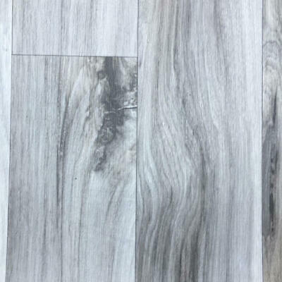 Piccadilly Grey Wood 917M Heavy Duty Commercial Vinyl Flooring Remnant 3m x 2m