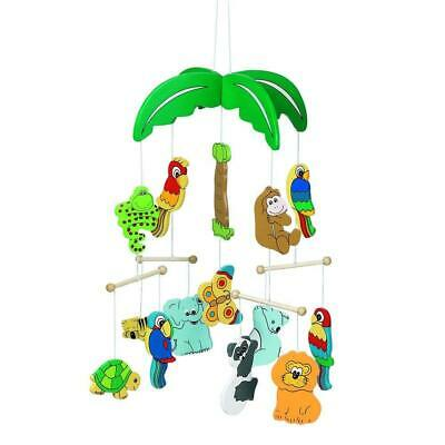 Goki - RA820 - Mobile les Animaux de la jungle 1 - Pack