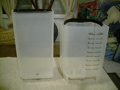 2 Reservoirs Cafetiere Delonghi Bco 261 B