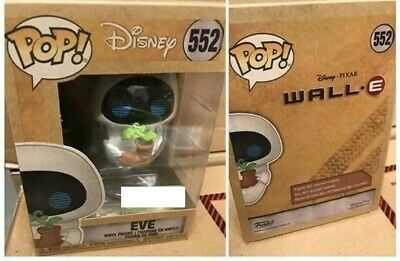 Disney: Wall E Eve Earth Day EXCLUSIVE FUNKO POP VINYL FIGURE *NEW* (IN HAND)