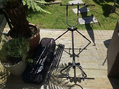 Cygnet Grand Sniper Extreme Pod Used Once Used Carp Fishing Gear