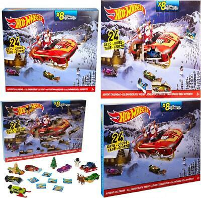 Mattel Hot Wheels Advent calendar DMH 53.