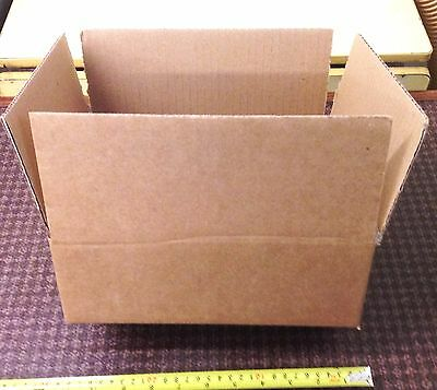 Single Wall Corrugated Cardboard Boxes x 40