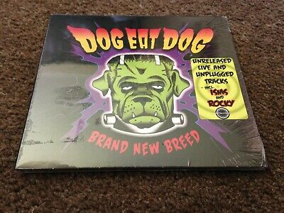 Dog Eat Dog Brand New Breed Mint Sealed As New Digipack Cd Free Postage Metal