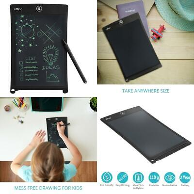 LCD Writing Tablet, iStar Board Ideal For Taking Notes, Drawing or...