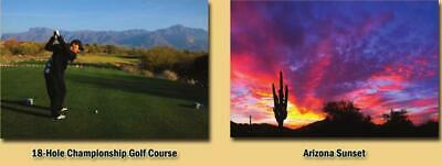 Arizona Vacant Land For Sale By Owner Freehold- 4046m2 building plot-Golf terms
