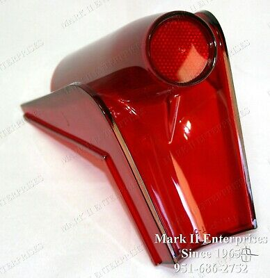 1951 Canadian Mercury Monarch NOS QUALITY 1951 Lincoln Tail Light Lens