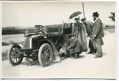 CPA - Carte Postale - Transport - Voiture Ancienne (B8985)
