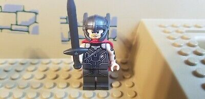 LEGO Marvel Super Heroes Lot of 2 Berserker Minifigures 76084 Mini Fig