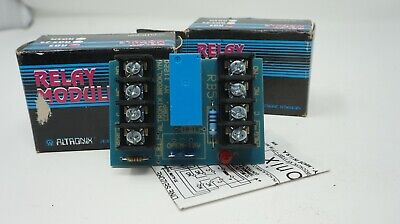 Altronix RB5, Relay Module - Lot of 2