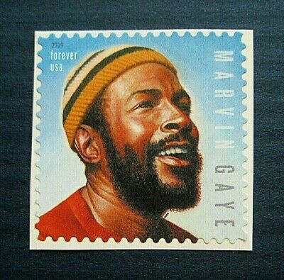 Sc # 5371 ~ Forever Issue, Marvin Gaye (df17)