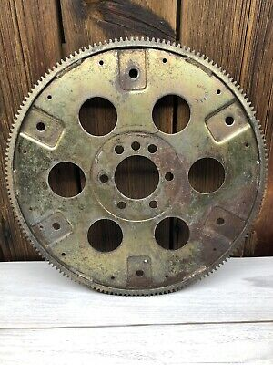 Vintage Metal Steel Flywheel Gear Industrial Steampunk Clock Art Project Base
