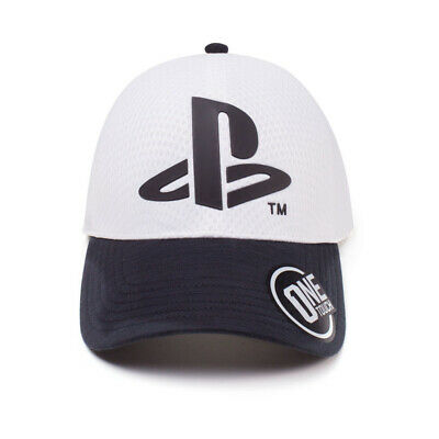 Official SONY PLAYSTATION One Baseball Cap Snapback Hat Curved Bill Gaming Gift