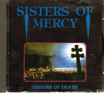 Sister Of Mercy - Visions Of Death (Live In Heidelberg, Germany 1990) Cd  Sealed