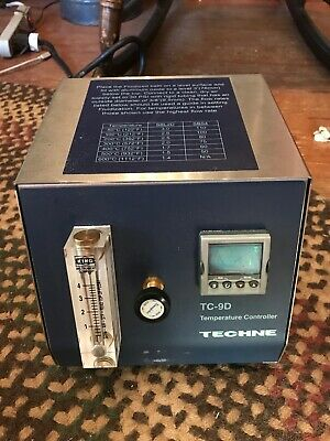 Techne TC-9D Temperature Controller TESTED Good Working Condition!