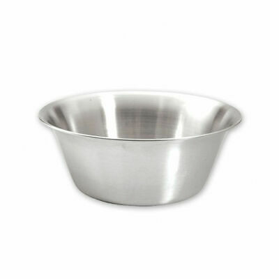 Mixing Bowl 5 Litre Tapered Heavy Duty Stainless Steel Kitchen Bowls