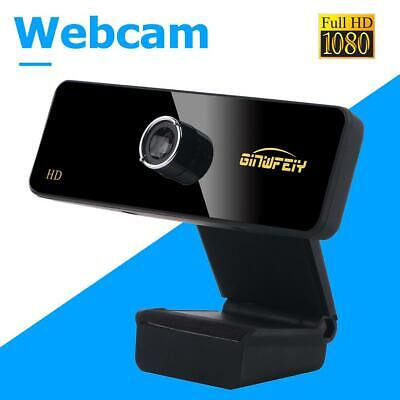 USB 2 0 360°WEBCAM Web Camera HD 50MP with MIC Clip-on for