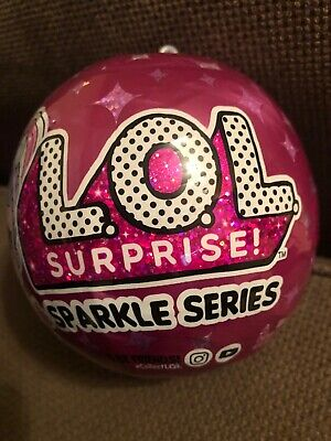 LOL Surprise Sparkle Series MGA New In Hand 7 Surprises Per Ball