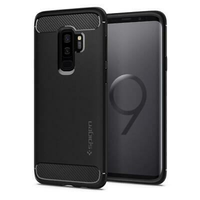 Spigen Coque Galaxy S9 Plus, Plus [Rugged Armor] Resistant,...
