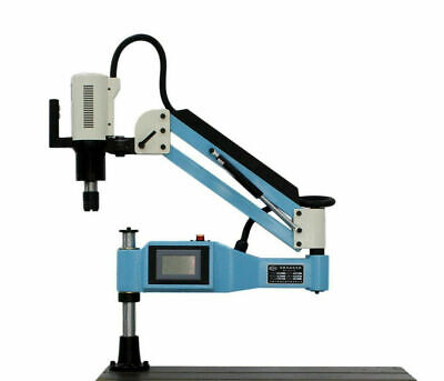 M3-M12 360° Universal Flexible Arm Electric Tapping Machine Multi-direction 220V