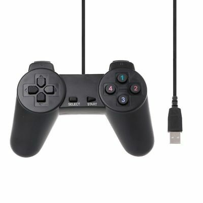New USB 2.0 Gamepad Gaming Joystick Wired Game Controller For Laptop Computer PC