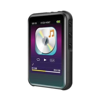 16GB Bluetooth MP3/MP4 Music Player Lossless Sound Portable FM Radio Voice