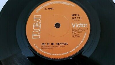 The Kinks - Sitting In The Miday Sun- Uk - 1973 - Very Good++