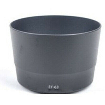 For Canon EF-S 55-250mm f/4-5.6 IS STM Lens Shade Hood Replacement Durable New