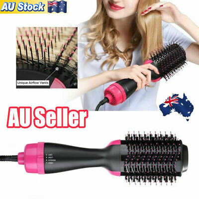 Pro Collection Salon One-Step Hair Dryer and Volumizer Brush Roller