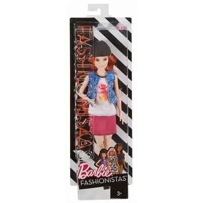 Barbie Fashionistas Kitty No 47 Brand New Fast Postage
