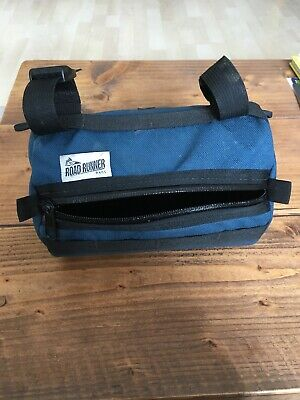 Roadrunner Burrito Supreme - Handlebar Bag for Road, Gravel Bike, Bikepacking
