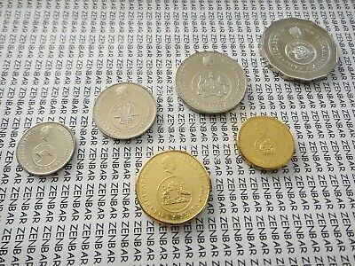 2016 Changeover Set 6 (six) Coins  50th Anniversary of Decimal Currency  UNC