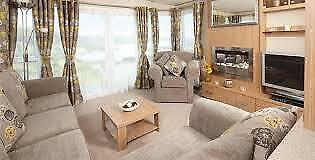 Luxury static Holiday home Par Sands Cornwall near Fowey and Charlestown Beach