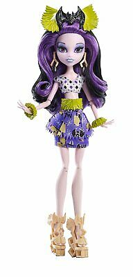 Monster High Ghouls' Getaway Elissabat Doll DKY00 - NEW NRFB