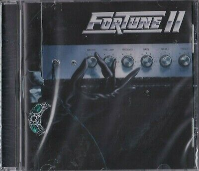 FORTUNE - II ( 2019 Frontiers cd / Brand new & sealed)