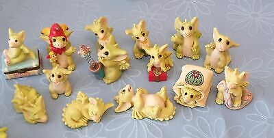 Pocket Dragons by Real Musgrave (Small) $10ea