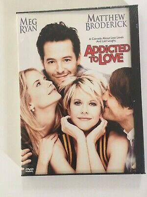 Addicted to Love (DVD, 1997)