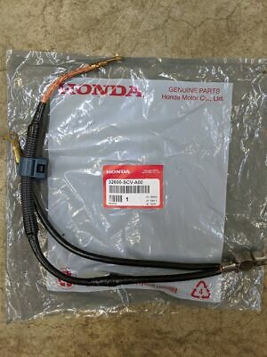 NEW Genuine OEM 1998-2002 Honda Accord Ground Cable Assembly 32600-S84-A10 4 Cyl