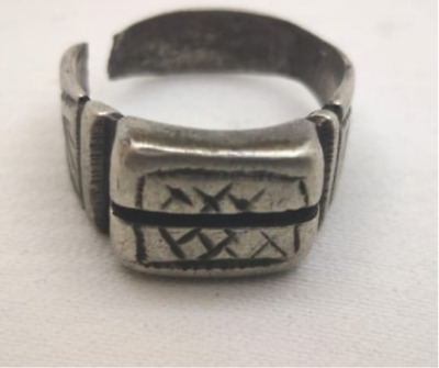 Ancient Viking silver Ring Artifact Museum Quality Artifact Very Stunning