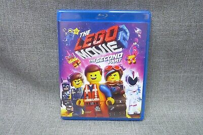 The Lego Movie The Second Part Blu-Ray + DVD (H)