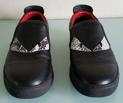 2d3a590a FENDI MONSTER EYES Sneakers Size 11 US - $380.00 | PicClick