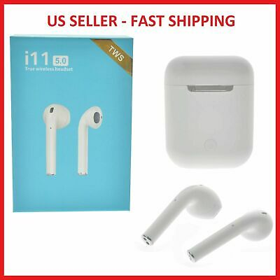 i11 Touch TWS Wireless Earbuds Bluetooth 5.0 Earphones For Apple Airpods iPhone
