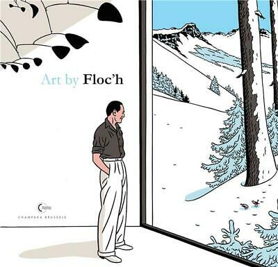 Floc'h – Art by Floc'h – Art Book Champaka